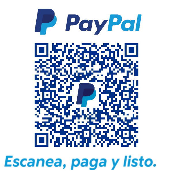 PAYPAL - qrcode